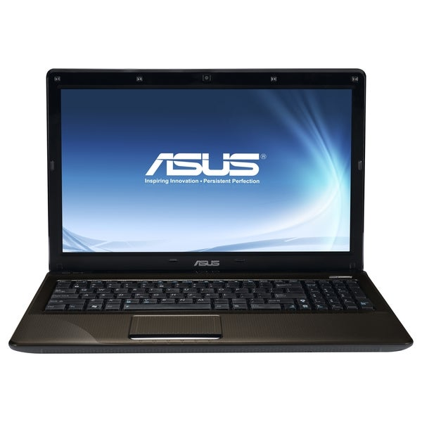 "Asus K52JR-X4 15.6"" LCD Notebook - Intel Core i5 (1st Gen) i5-430M Du"