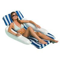 Swimline SunChaser Padded Floating Pool Lounger
