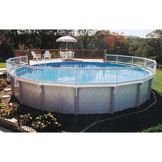 above ground pools for less overstockcom - Square Above Ground Pool