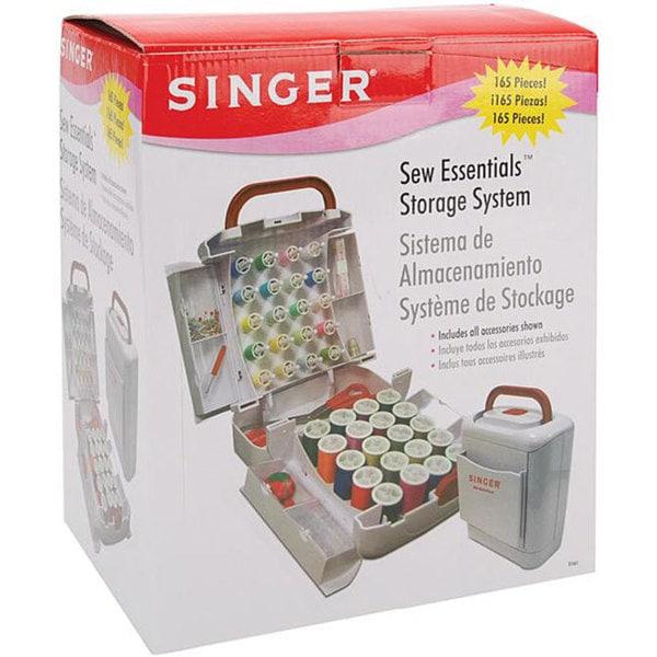 Singer 165-piece Sew Essentials Storage System