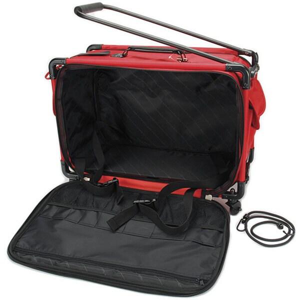 Machine on Wheels Portable Sewing Machine Case