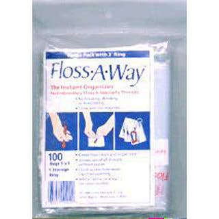 Action Bag Floss-A-Way 3x5-inch Organizer (Pack of 100)|https://ak1.ostkcdn.com/images/products/4772273/P12673712.jpg?impolicy=medium