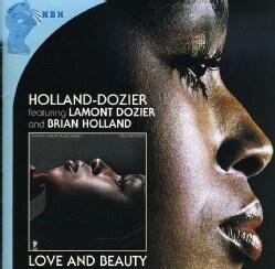 LAMONT & BRIAN HOLLAND DOZIER - LOVE & BEAUTY