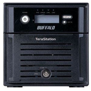 Buffalo TeraStation Duo Hard Drive Array