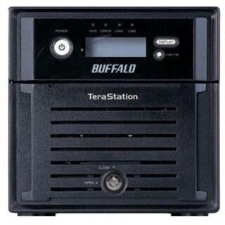 Buffalo TeraStation Duo Hard Drive Array