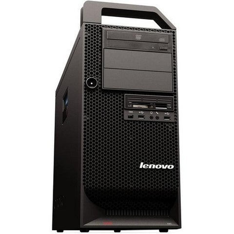 Lenovo ThinkStation D20 Workstation - 1 x Intel Xeon E5520 Quad-core
