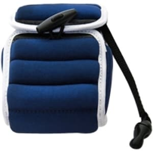 Olympus 202352 Carrying Case for Camera - Navy, White