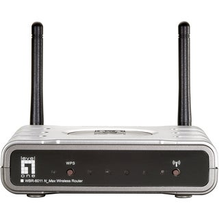 LevelOne WBR-6011 300Mbps Wireless N Router