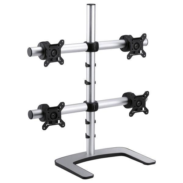 Visidec VFS-Q Freestanding Quad Display Mount
