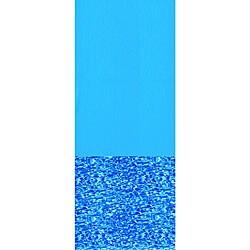 Swimline Swirl Bottom 24-ft Round Overlap Pool Liner 48/52-in Deep