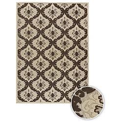 Artist's Loom Indoor/Outdoor Contemporary Oriental Rug (3'11 x 5'7)