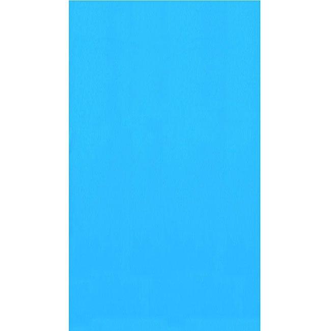 Swimline Blue 18-ft x 33-ft Oval Overlap Pool Liner 48/52-in Deep