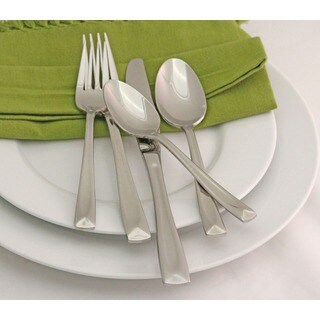 Oneida 'Lincoln' 20-piece Stainless Flatware Set