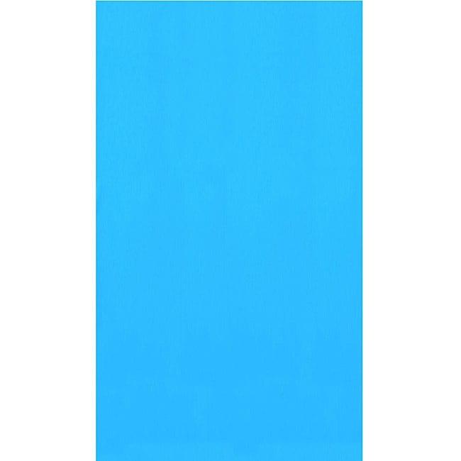 Swimline Blue 12-ft x 24-ft Oval Overlap Pool Liner 48/52...