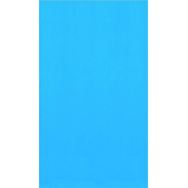 Swimline Blue 12-ft x 24-ft Oval Overlap Pool Liner 48/52-in Deep