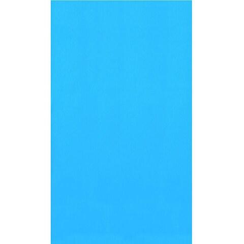 Swimline Blue 18-ft Round Overlap Pool Liner 48/52-in Deep