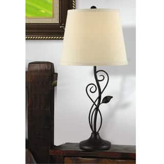 Copper Grove Corbeil Bronze 26-inch Table Lamp