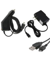 INSTEN USB Cable and Chargers for Blackberry Storm 9500 - Thumbnail 2
