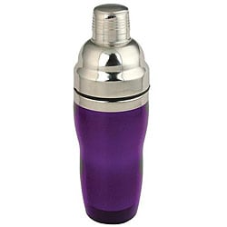 American Metalcraft 16-oz Purple Stainless Steel Drink Shaker
