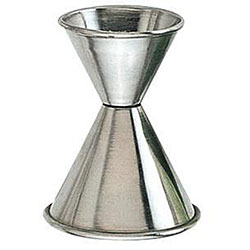 American Metalcraft Stainless Steel Jigger (0.5-1 ounce)