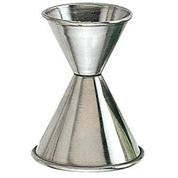 American Metalcraft Stainless Steel Jigger (1-2 ounces)