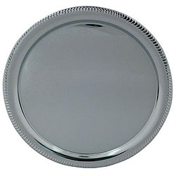 American Metalcraft 14-in Round Sheer Tray