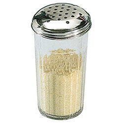 American Metalcraft 12-Ounce Plastic/Stainless-Steel Cheese Shaker