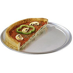 American Metalcraft 8-in Standard Pizza Tray