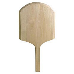 American Metalcraft 22-in Wood Pizza Peel