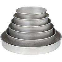 American Metalcraft 9-in Straight Pizza Pan