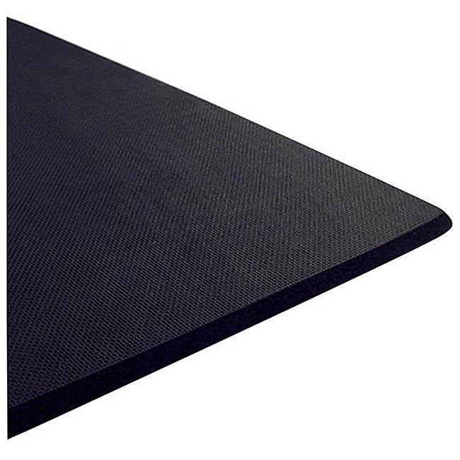 Axia Distribution Corporation Black Sponge Mat (2 x 3)