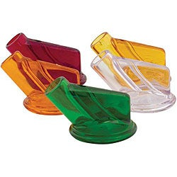Carlisle Foodservice Store 'n Pour Assorted Spouts (Pack of 12)