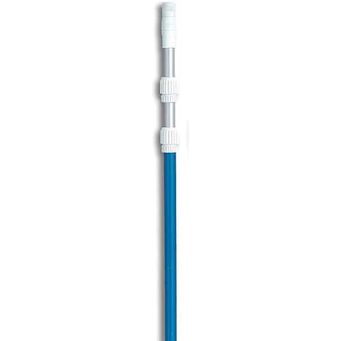 Blue Wave 3-piece Aluminum Telescoping 5-15 Ft Pole for Pools