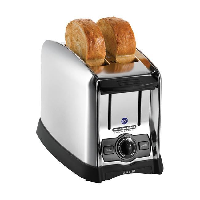 Hamilton Beach Proctor Silex Commercial 2 Slot Toaster