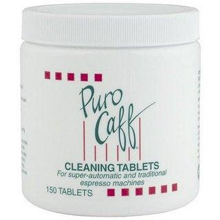 Urnex Puro Caff Espresso Machine Cleaner Tablets