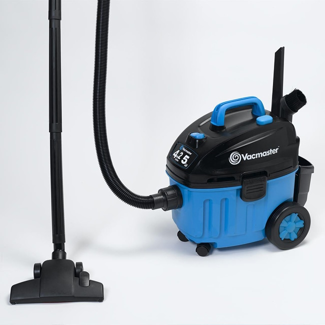 Vacmaster 4-gallon Wet and Dry Floor Vacuum