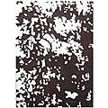 Hand-tufted Brown Cloud Wool Rug - 5' x 8'