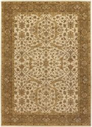 Artist's Loom Hand-knotted Traditional Oriental Wool Rug (9'x13') - Thumbnail 1