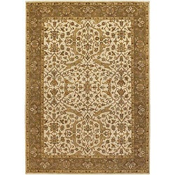 Artist's Loom Hand-knotted Traditional Oriental Wool Rug (9'x13') - 9' x 13' - Thumbnail 0