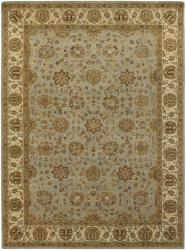 Artist's Loom Hand-knotted Traditional Oriental Wool Rug (7'9x10'6) - Thumbnail 1