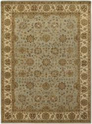Artist's Loom Hand-knotted Traditional Oriental Wool Rug (7'9x10'6) - Thumbnail 2