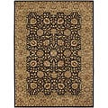 Artist's Loom Hand-knotted Traditional Oriental Wool Rug - 7'9x10'6