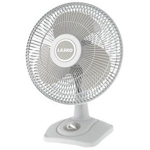 Lasko 2501 12-inch Premium Table Fan