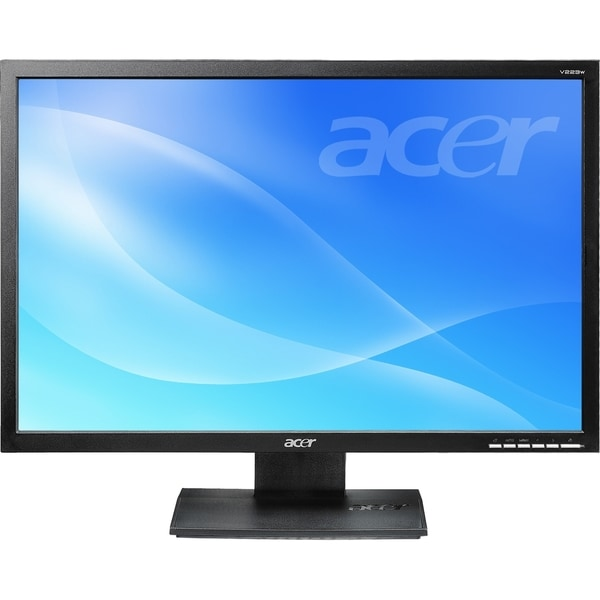 """Acer V223WEJbd 22"""" LCD Monitor - 5 ms"""