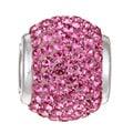 Sterling Essentials Crystal October Birthstone Bead