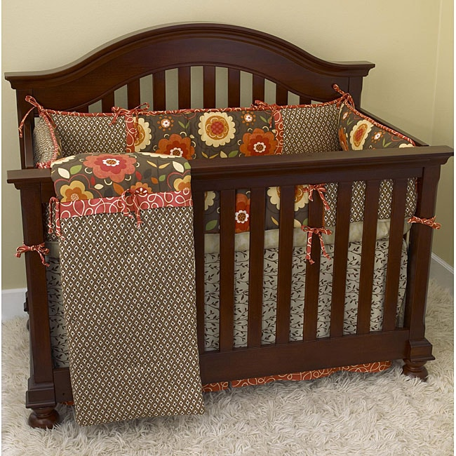 Cotton Tale Peggy Sue 4 Piece Crib Bedding Set