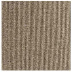 Self-stick Beige Carpet Tiles (120 Square Feet)