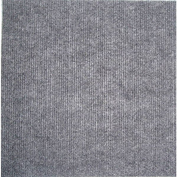 Self Stick Grey Carpet Tiles 120 Square Feet