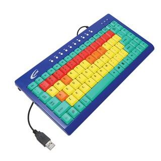 Ergoguys Califone Kids Computer Keyboard USB Color Coded Keys
