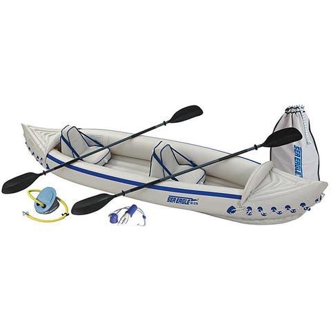 SE370 Pro Inflatable Kayak